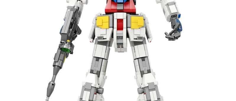 LEPIN Gundam 1:60 RX 78-2 Building Super 18K Marvel Movie