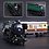 Thumbnail: Creator Emerald Night Train 21005 Compatible LEGO 10194