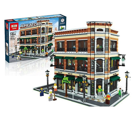 LEPIN Barnes and Noble Bookstore
