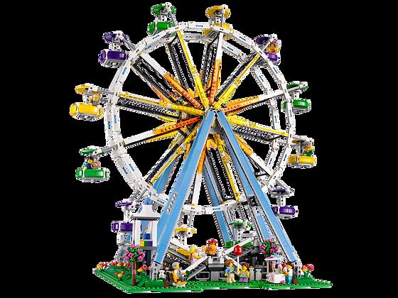 LEPIN 15012 Creator Ferris Wheel compatible LEGO 10247