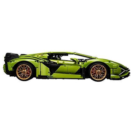 LEPIN 81996 Lamborghini Sián FKP 37 compatible LEGO 42115