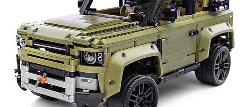Land Rover Defender 93018
