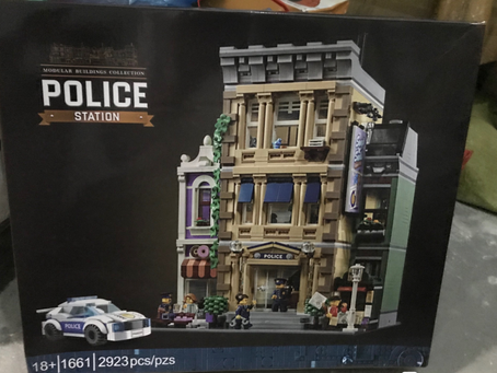 LEJI 1661 Police Station Review