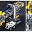 Thumbnail: LEPIN 20015 Technic Bucket Wheel Excavator Compatible LEGO 42055