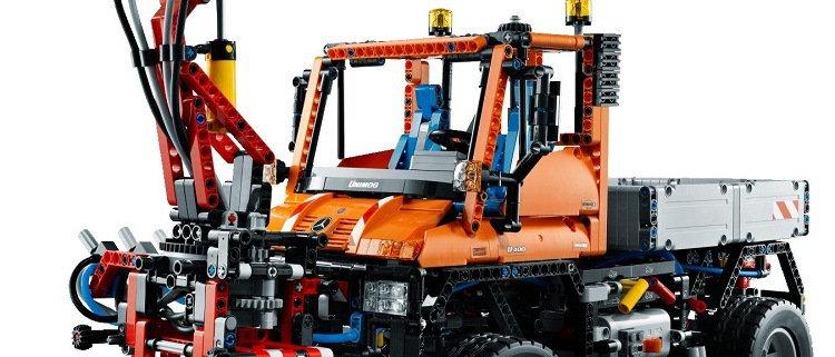 LEPIN 20020 Technic Tow Truck LEGO 8285