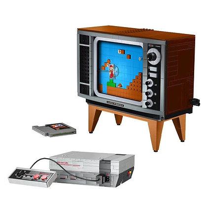 Nintendo Entertainment System Joker 71301 compatible LEGO 71374