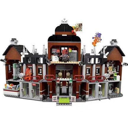 Compatible LEGO70912
