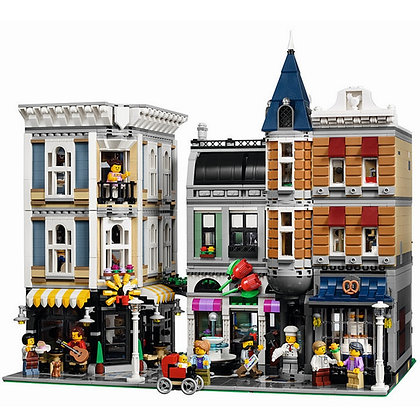 LEPIN 15019 Assembly Square