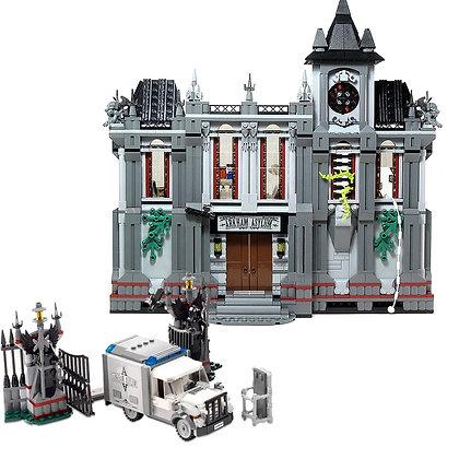 Arkham Asylum Breakout 07044 compatible LEGO 10937