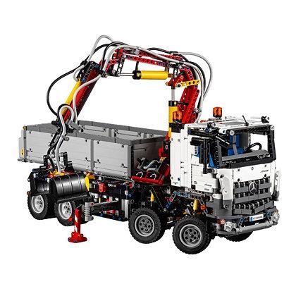 LEPIN 20005 Technic Mercedes-Benz Arocs Compatible LEGO 42043
