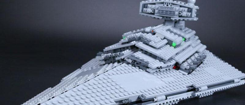 LEPIN 05027 Star Wars Imperial Star Destroyer LEGO 10030