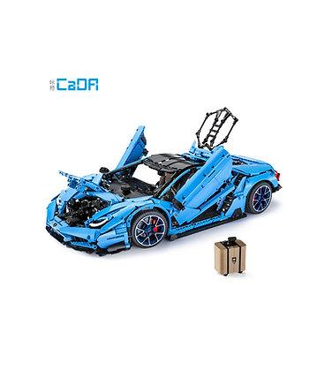 CaDA C61041 Lamborghini Centenario 1:8 Supercar Master Series