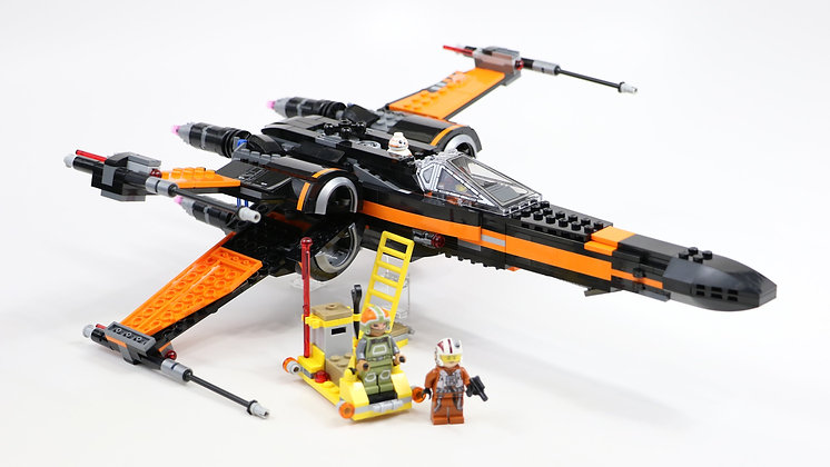 Star Wars Poe's X-Wing Fighter