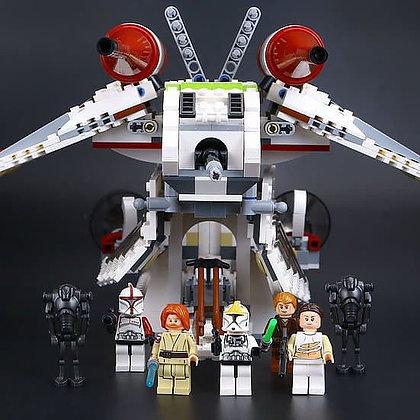 05041 Star Wars Republic Gunship Compatible  75021