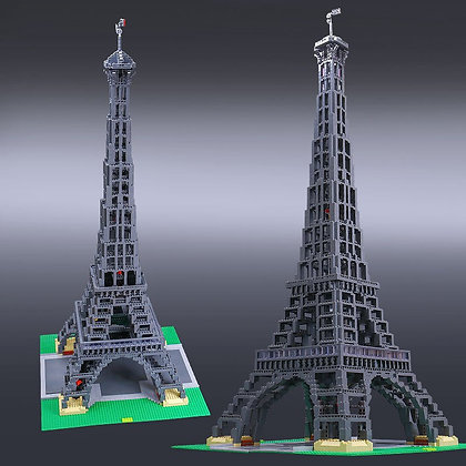 Creator The Eiffel Tower 10181 Compatible 17002