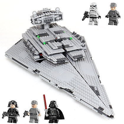 LEPIN Star Wars The Imperial Star Destroyer 05062 Compatible LEGO 75055