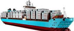 LEPIN 22002 Maersk Line Triple-E
