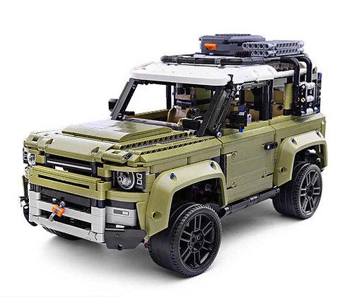 KING 93018 Lands Rovers Defender Compatible LEGO 42110