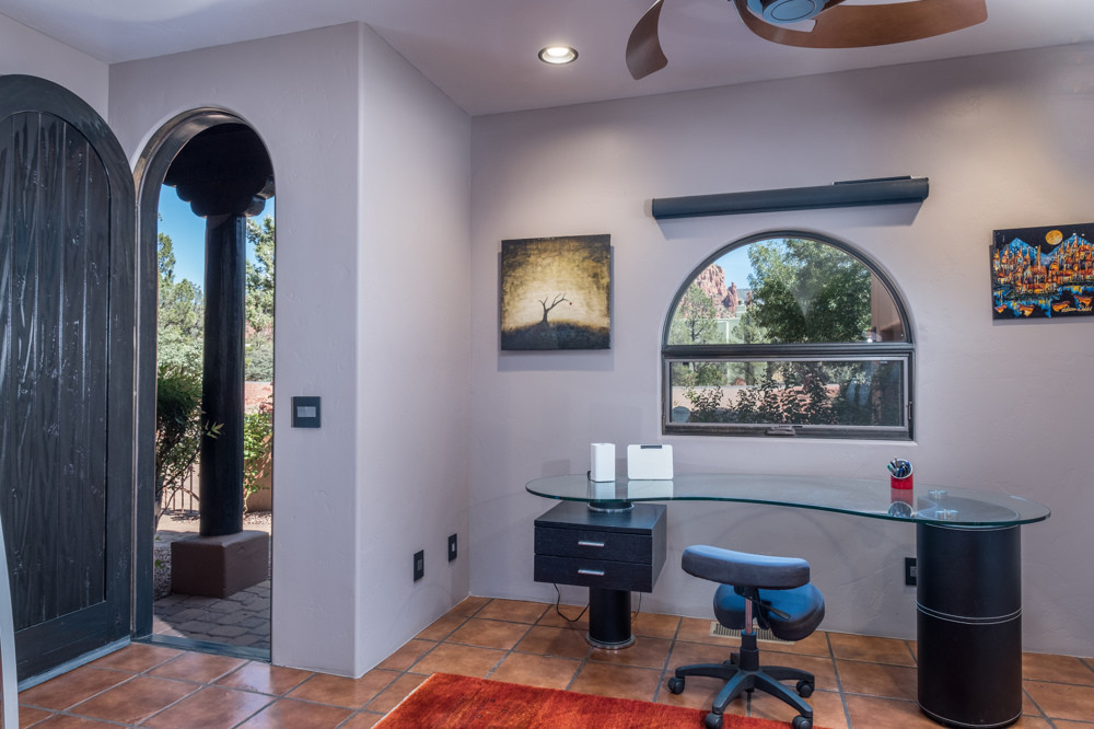 Bedroom 3/Office, separate entrance