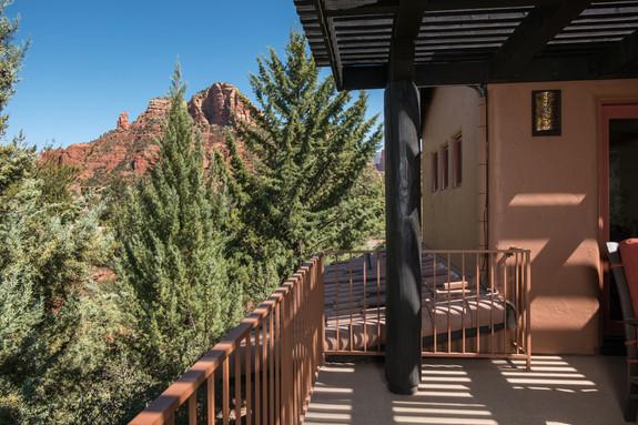 Views from upper Deck