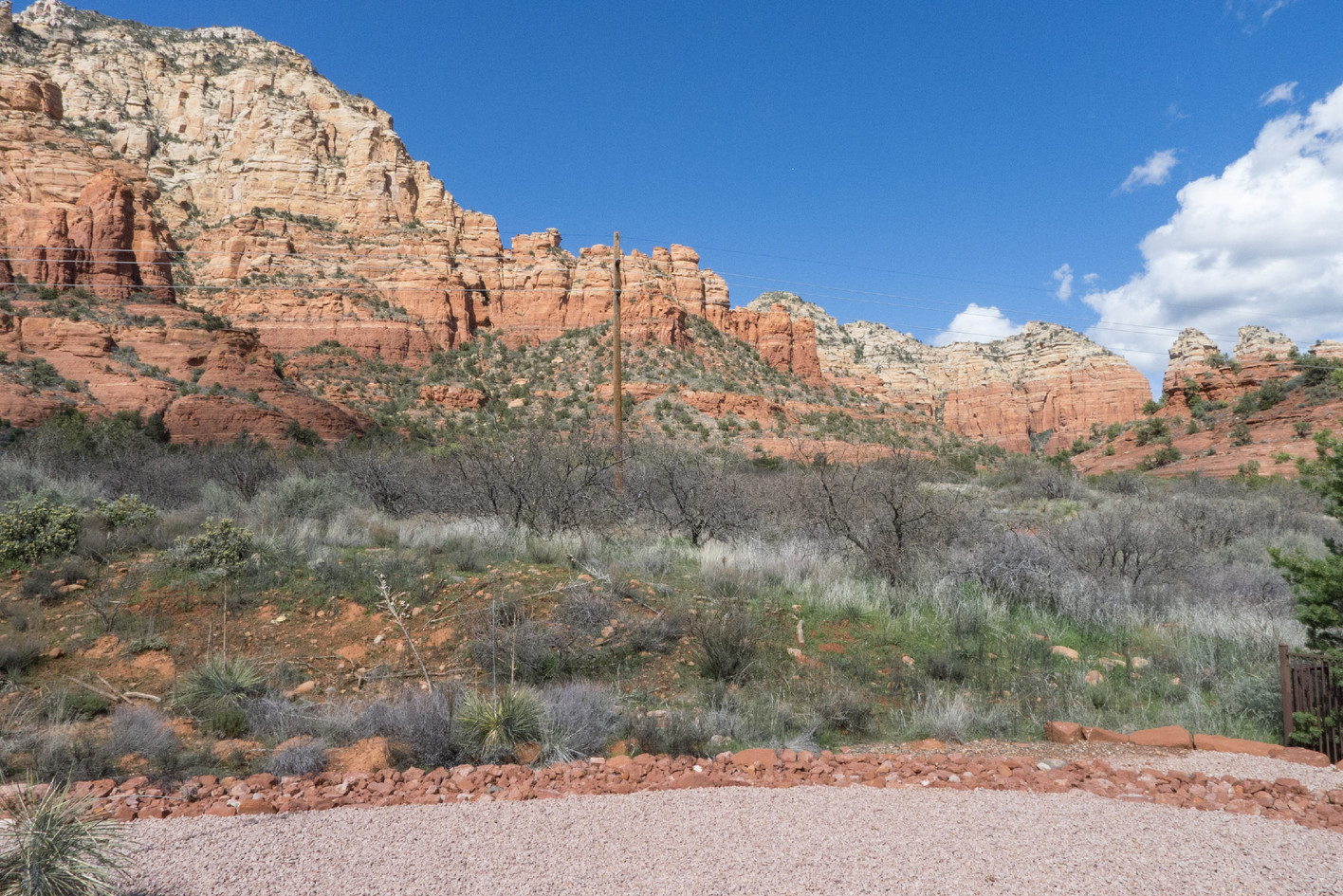 Red rock views!