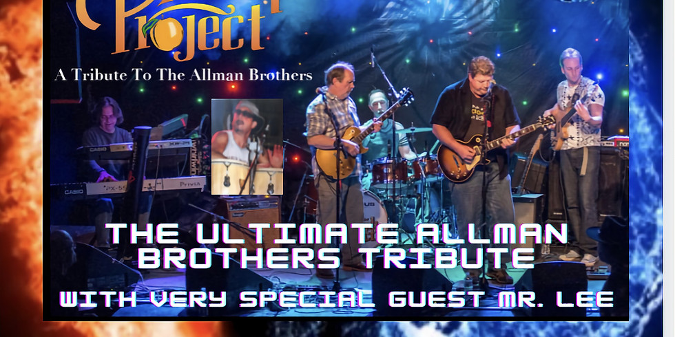 The Peach Project- An Allman Brothers Tribute