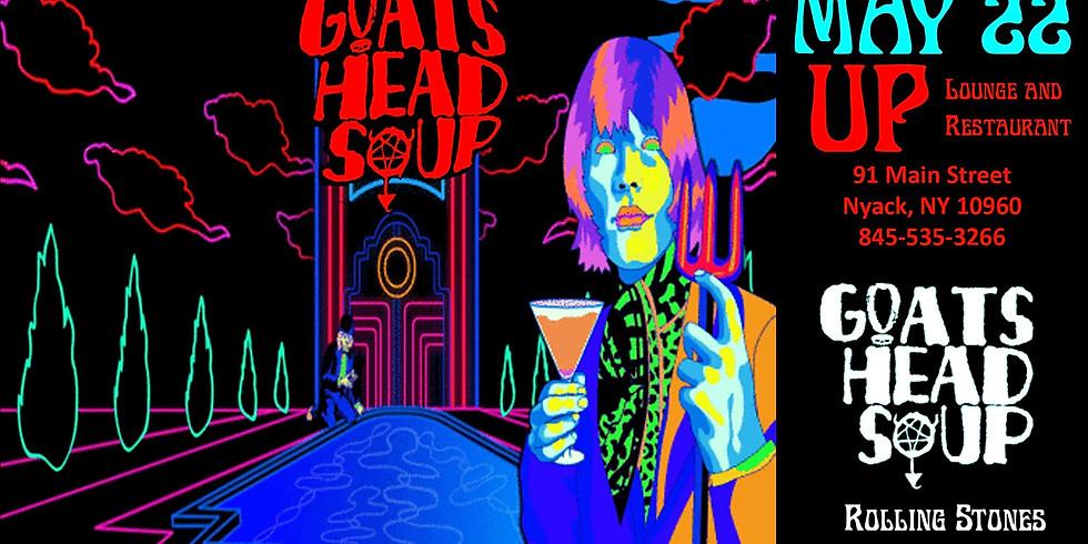 Reverend Jefferson & Goats Head Soup- A Classic Rock Tribute