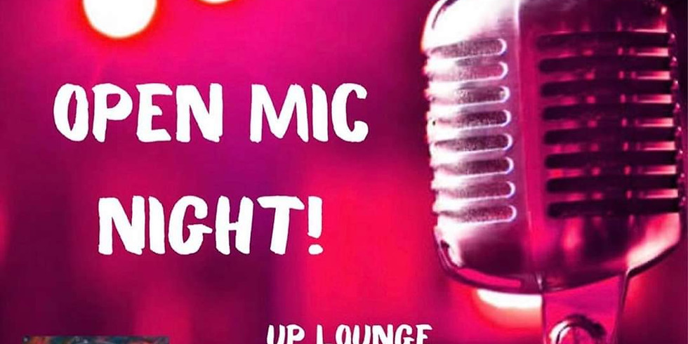 Open Mic Night with Carried Away