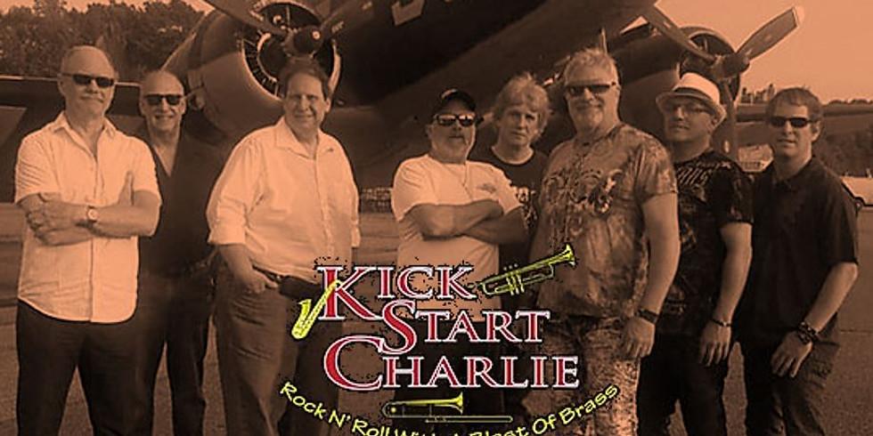 Kick Start Charlie LIVE