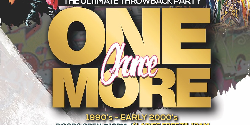 The Ultimate Throwback Party with DJ A-One