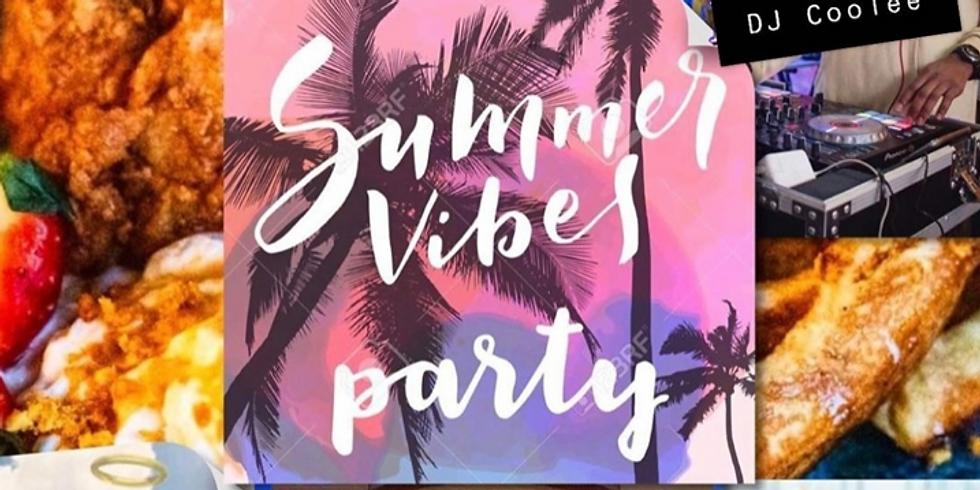 Back to Summer Brunch with DJ Coolee