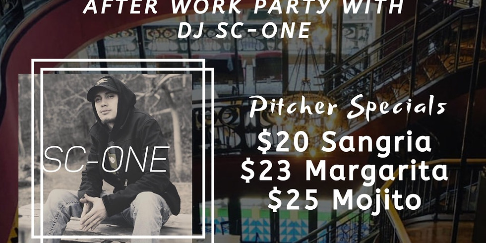 After Work Party with DJ SC-One
