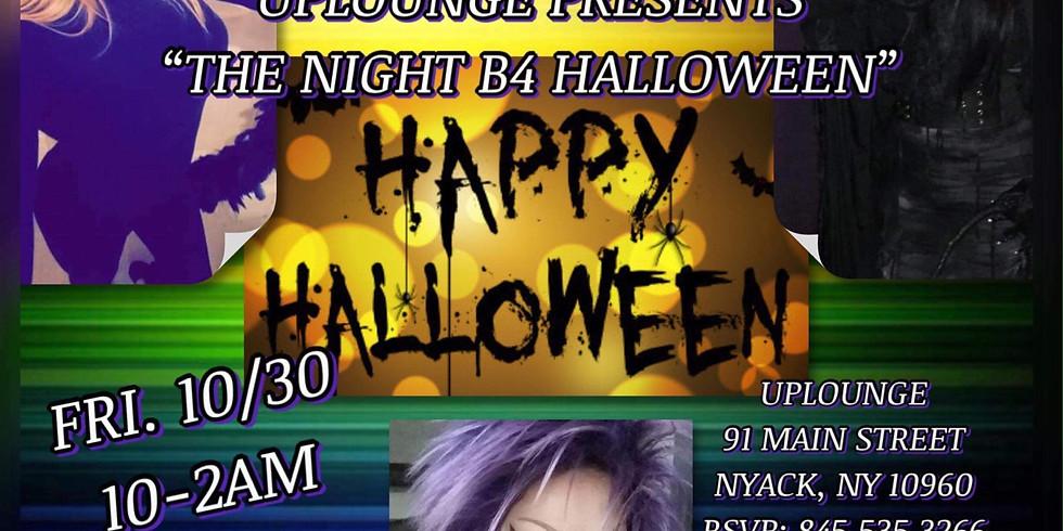 Drag Night: Halloween Edition