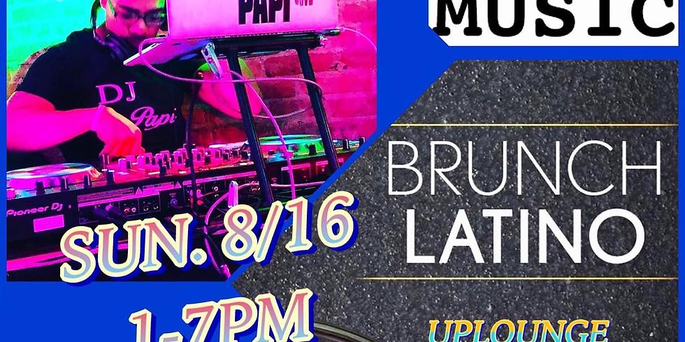 Freestyle/Latino Brunch with DJ Papi