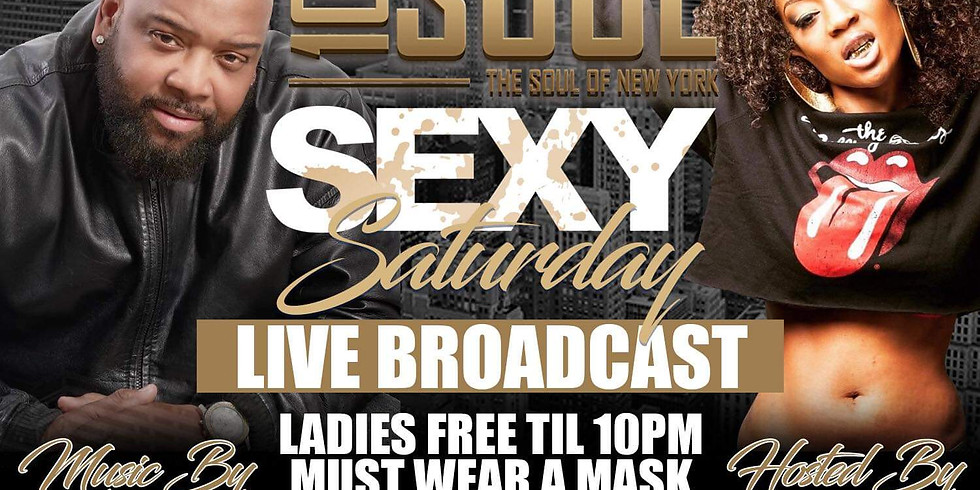 Sexy Saturday- Soul Edition