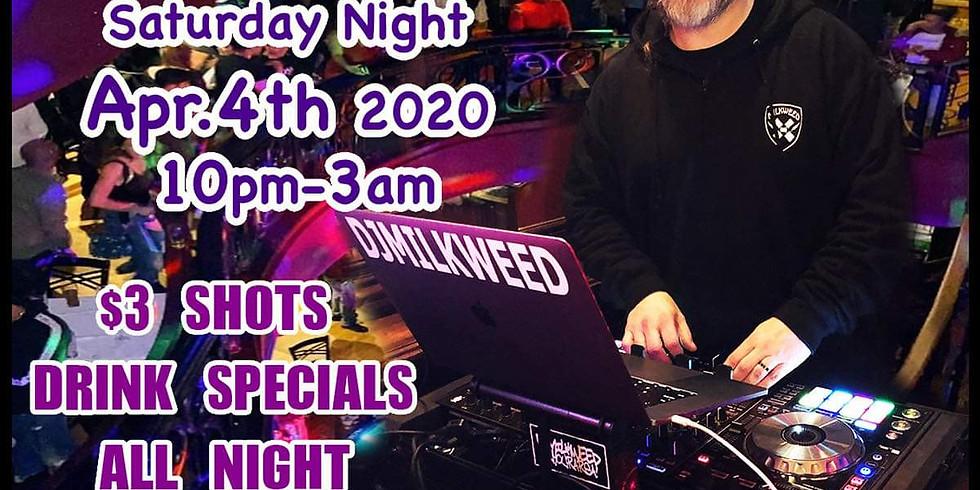 DJ Milkweed in your Area