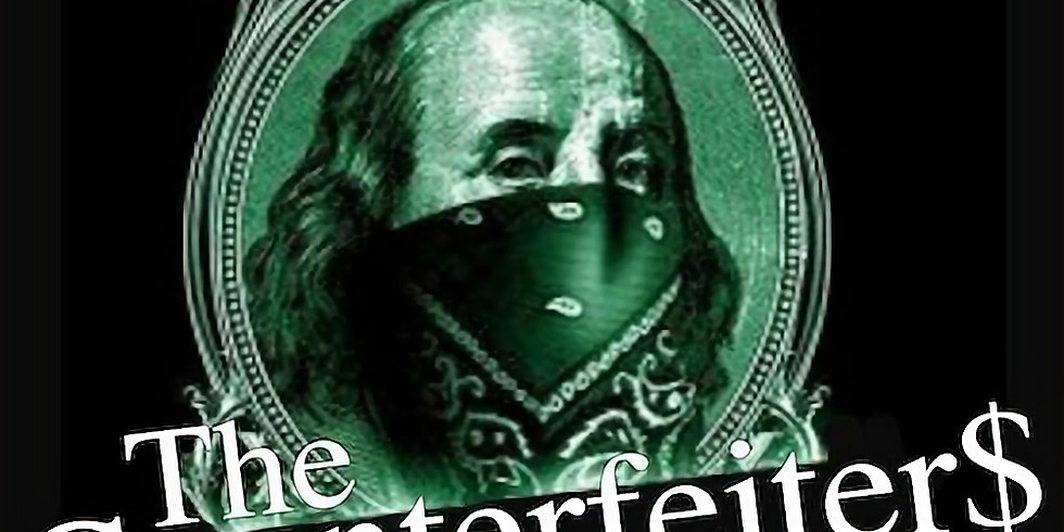Sunday Funday with the Counterfeiters