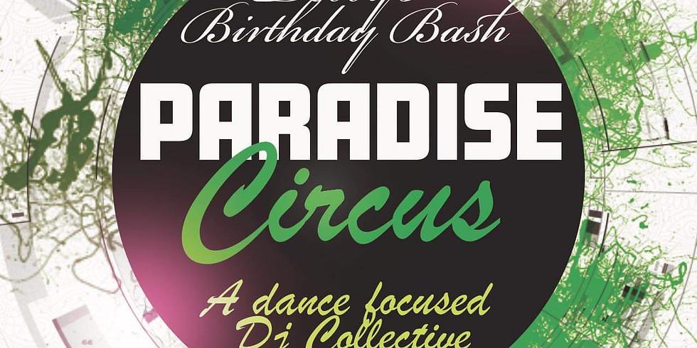 Thirsty Thursday- Paradise Circus
