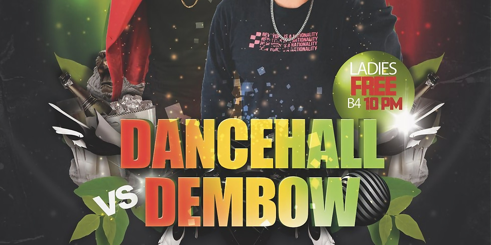 Sexy Saturday- Dancehall vs Dembow