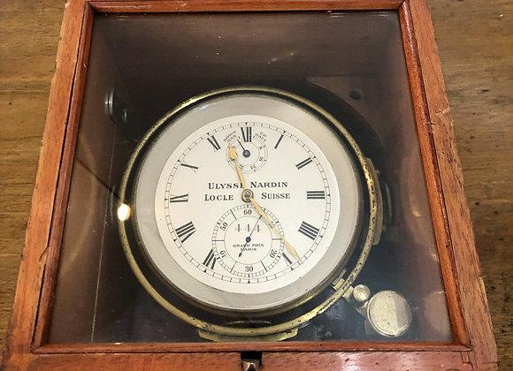 Chronomètre de marine ULYSSE NARDIN