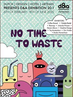 d.&a Expo 20.1 | No Time To Waste