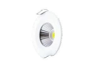 SPOT LED ROTUND MINICOB 5W 350LM 6500K