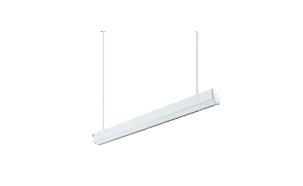 Corp LED suspendat, 18W, 1620lm, 6500K, 600mm
