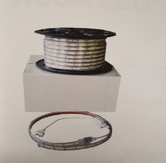 Banda LED 230V IP65 VERDE
