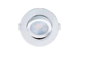 SPOT LED ROTABIL 10W 800LM 6500K IP20 G1