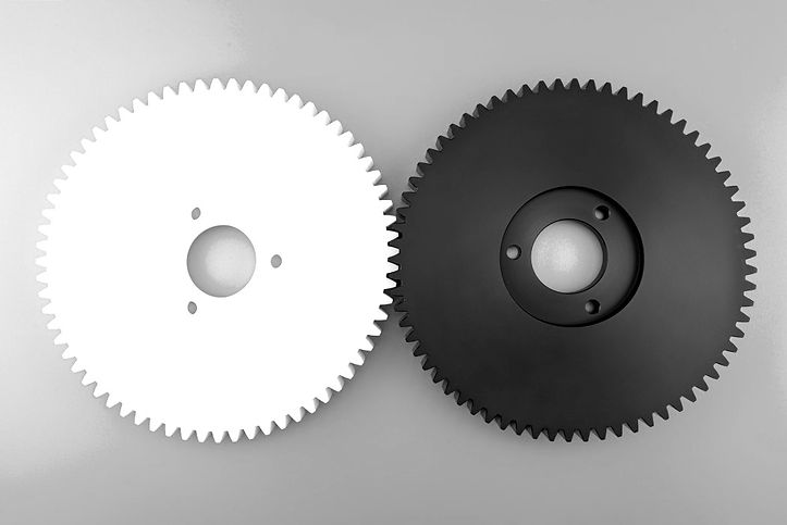 connected-black-and-white-plastic-gear-w