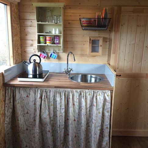 Kitchen in Crivens!