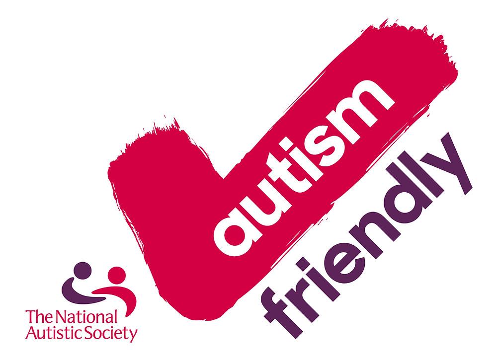 Autism Friendly Award