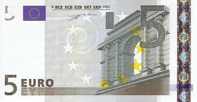5€ Donation