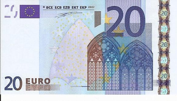 20€ Donation